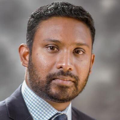 Dr Weranja Ranasinghe